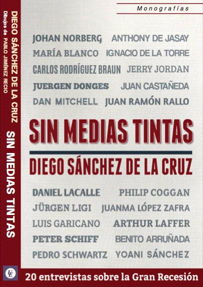 Sin Medias Tintas Diego Sánchez de la Cruz Unión Editorial