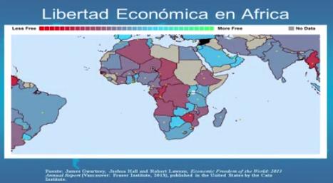Libertad Económica África