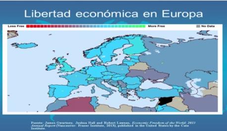Libertad Económica Europa