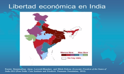 Libertad Económica India