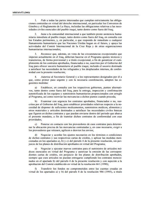 Resolucion-1472-irak-españa-guerra-legal